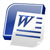 fundraising tool kit - word icon