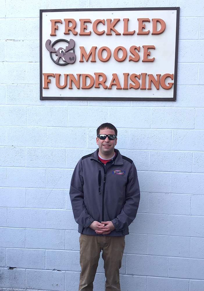 Freckled Moose Fundraising
